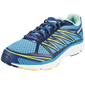 Salomon X-Tour 2 Trailrunning Shoe Women mist blue/slateblue/gecko green